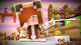 Minecraft Daycare- TINA IS GROUNDED !? (Minecraft Roleplay)