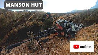 Manson Hut Kaweka Range