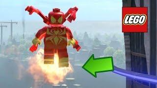 LEGO Marvel Super Heroes - Tony fez a Aranha de Ferro QUE VOA! #13 (BÔNUS)