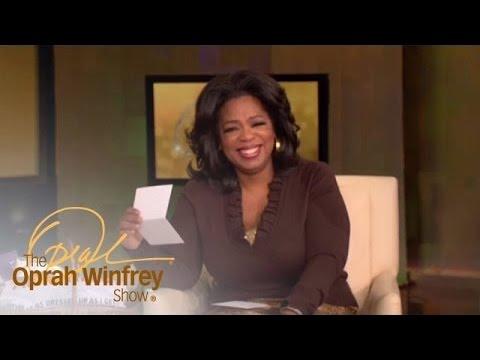 Why Ellen DeGeneres Had a DNA Test Done for Oprah's Birthday   The Oprah Winfrey Show   OWN
