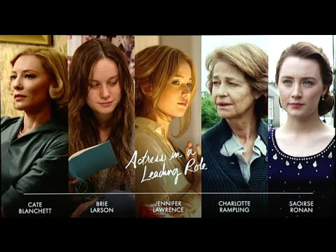 Best Lead Actress Nominees for 88th Academy Awards