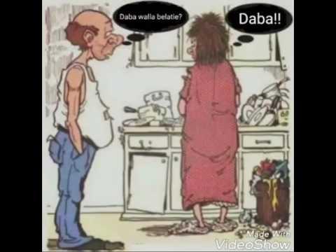 dialogue entre une femme et son mari