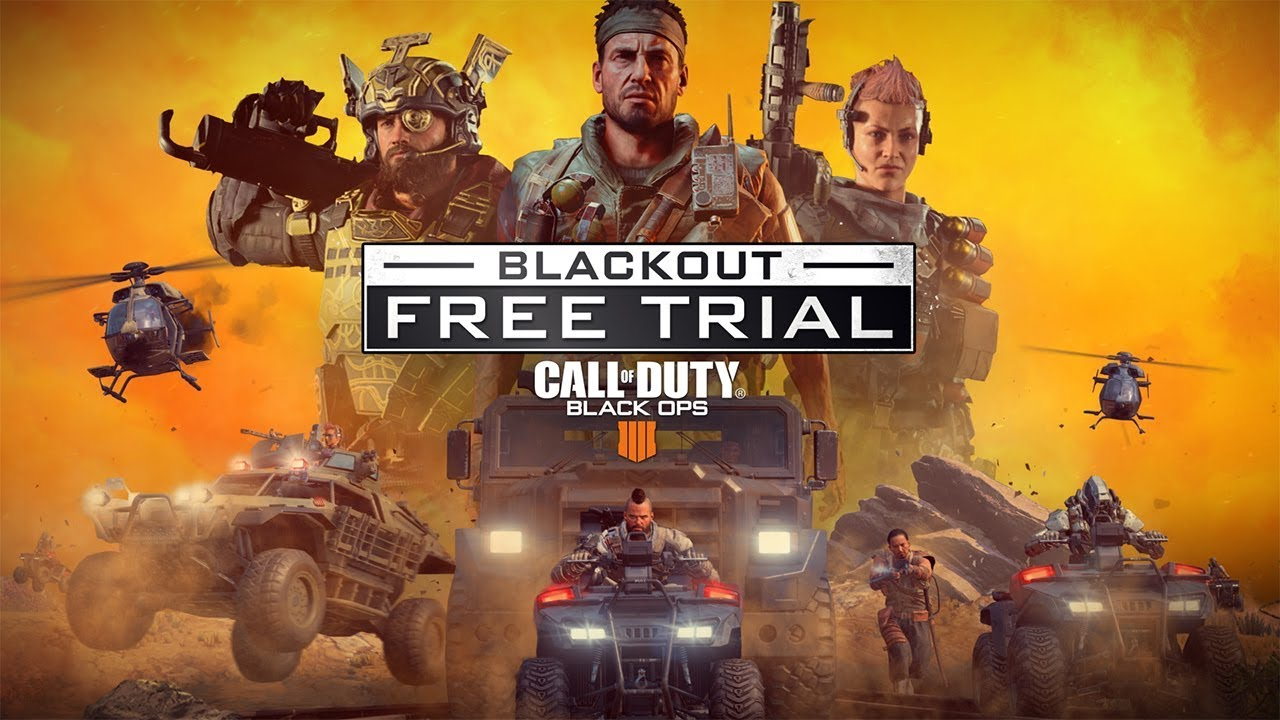 is call of duty blackout free