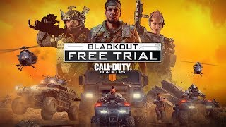 Official Call of Duty®: Black Ops 4 — Blackout Free Trial Announcement