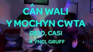 Wali y Mochyn Cwta | Deio + Casi | Fideo Fi