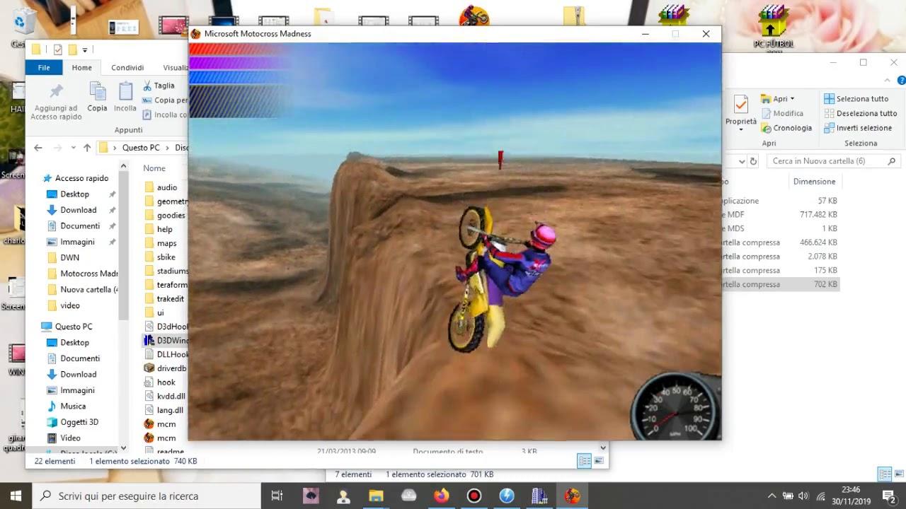 Motocross Madness Windows 10 Youtube