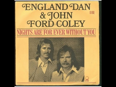 England Dan and John Ford Coley's Greatest Hits