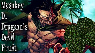 One piece - monkey d. dragon devil fruit revealed