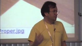 Eric van der Vlist: The eX Markup Language?