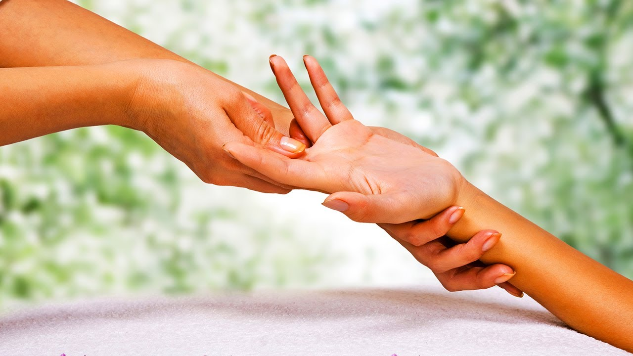 Hand And Arm Massage How To Massage Hands Relaxation