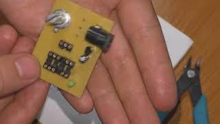 простой прибор для проверки оптопар и микросхем tl431