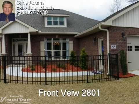 Homes for sale mobile al chris adams real estate youtube for Home builders in mobile al