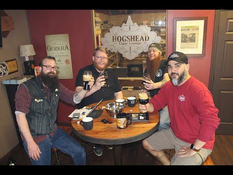 Hops Beans and Leafs - Beer, Beards and Cigars (Episode 4)