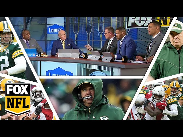 FOX NFL crew break down Mike McCarthy firing & Week 13 | FOX NFL