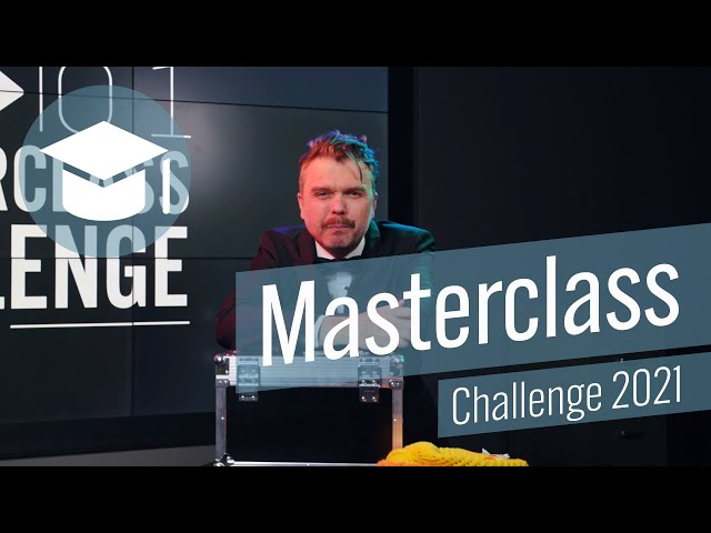 Studio 1 Masterclass Challenge - die Gameshow