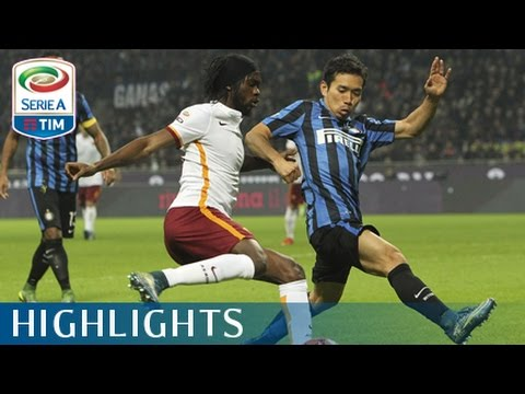 Inter 1-0 Roma - Highlights - Matchday 11 - Serie A TIM 2015