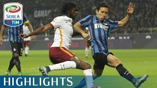Inter 1-0 Roma - Highlights - Giornata 11 - Serie A TIM 2015/16