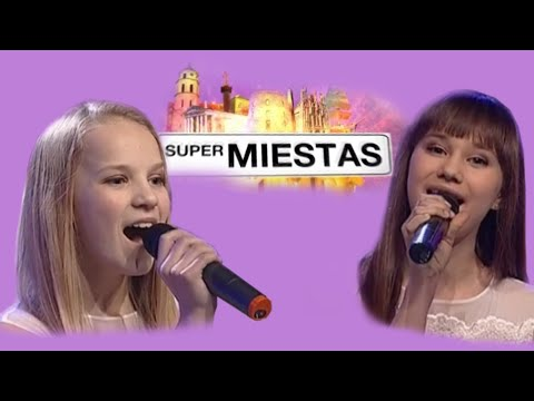 2015-02-22 LNK Laida SUPERMIESTAS Marijampolės daina ALELIUJA pagal (Bon Jovi - Hallelujah)