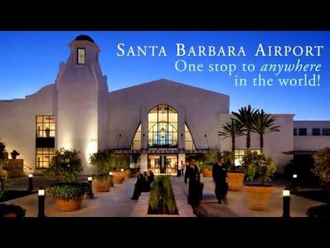 Santa Barbara Airport -  Easy Come Easy Go!