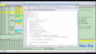 Пишем KeyGen на ассемблере к Crackme4  Lesson4 ADDON(Видео уроки по взлому программ