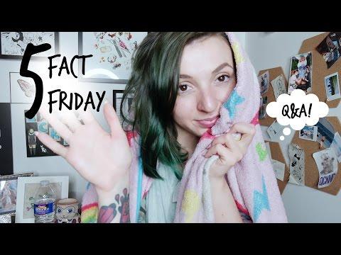 Five Fact Friday! Sponsorships, Radiohead, Reckless Teen