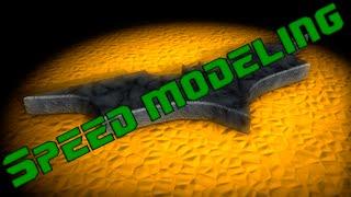 Batman logo wallpaper | Speed Modeling | cinema 4D