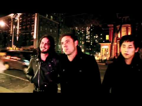 The Airborne Toxic Event - On the road interview