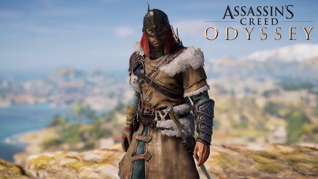 Бесплатный нордический костюм в стиле Valhalla появился в Assassin's Creed Odyssey
