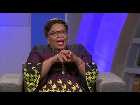 Real Talk with Anele Season 3 Episode 99 - Minister Nomvula Mokonyane