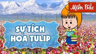 Sự tích hoa Tulip - Phim hoạt hình hay cho bé - Truyện Cổ Tích Nước Ngoài
