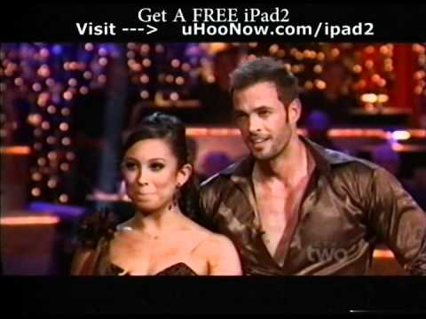 Provocative Wave for Men: Dancing with the Stars - William