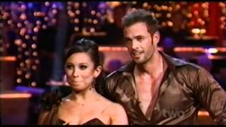William Levy Dancing With The Stars - DWTS Week 6 Samba : April 23 2012
