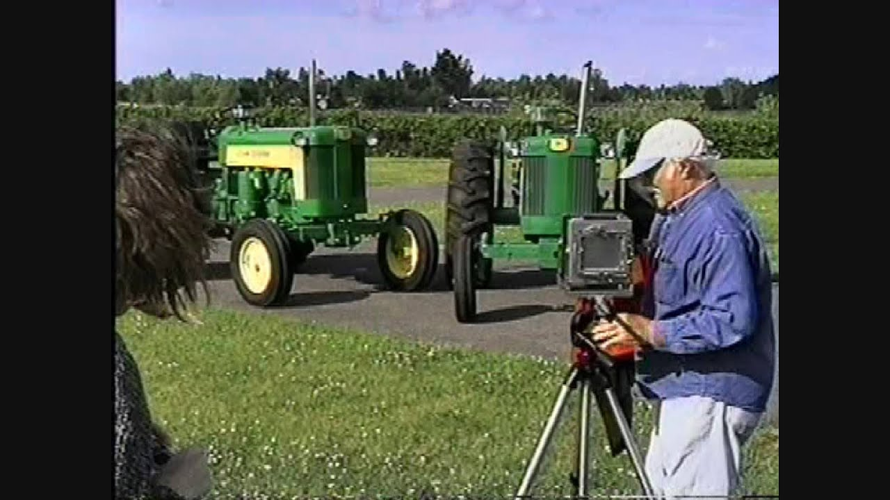 OLC - C.V. Antique Tractors with Ozzie Sweet  7-9-04