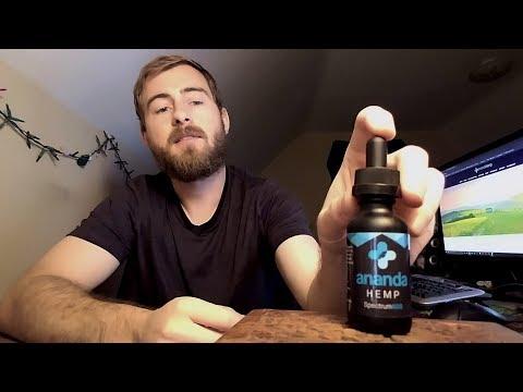 Ananda Hemp CBD Oil Review