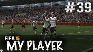 FIFA 15 | My Player | #39 | Manchester Derby & Celebration Struggles!