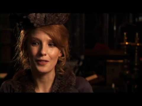 Kelly Reilly's Official 'Sherlock Holmes' Interview for A ...
