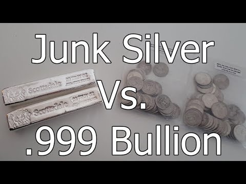 .999 Silver Vs. 90% Silver Coins, Which Is A Better Investment?