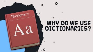 General Knowledge For kids | Why Do We Use Dictionaries? | Kids Educational Videos