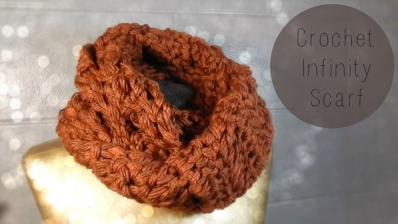 Diy crochet chunky infinity scarf super fast and easy to make diy crochet chunky infinity scarf super fast and easy to make youtube bankloansurffo Image collections
