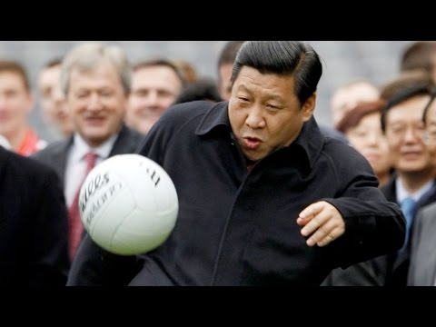 Corrupt Chinese Soccer Aims at World Domination | China Uncensored