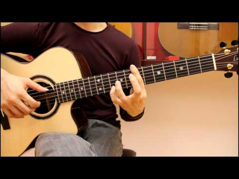 "Doraemon ""Guitar Tutorial+TAB"""