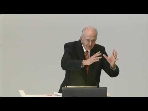 Abschiedsvorlesung von Prof. Dr. Paul Kirchhof