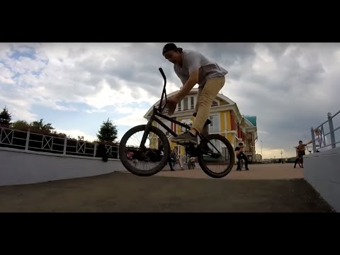 BMX AT LONG BIYSK