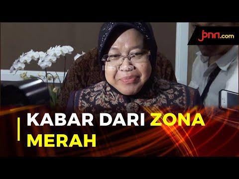 Kabar Gembira Dari Zona Merah Berbahaya di Surabaya