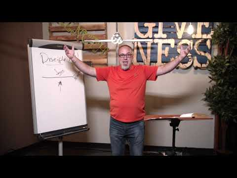 Disciple Me Session 1: You are Called into a Relationship with God