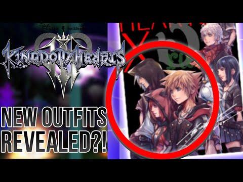 Kingdom Hearts 3 - Are These Riku and Kairi