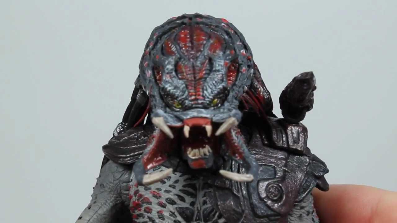 Unmasked Berserker Predator Series 2 NECA