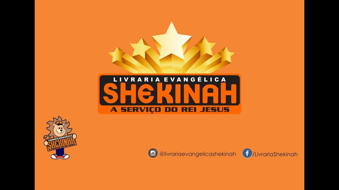 6c10576fb6 VT - Livraria Evangélica Shekinah - Teresina Shopping - YouTube