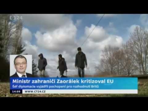 Prohlášení ministra Zaorálka k desinterpretaci jeho výroků v Hospodářských novinách