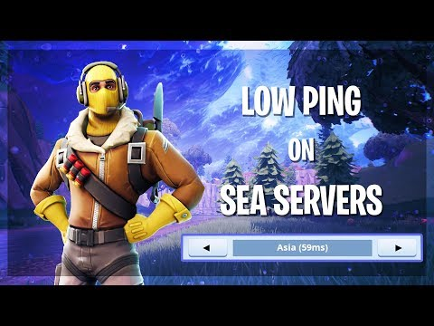 How To Lower Ping in Fortnite Using Port Forwarding | SEA Servers | Fortnite India